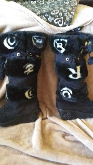 Rocawear Fur Boots for Sale in Belleair, FL