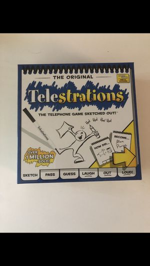 Brand new Telestrations Board Game for Sale in Fountain Valley, CA