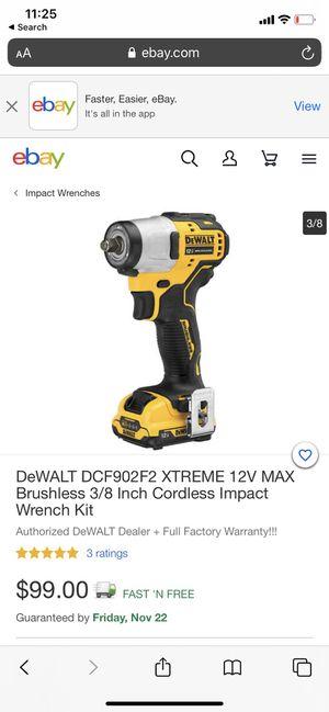 Dewalt drill for Sale in Myrtle Beach, SC