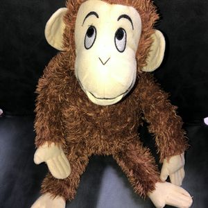 """Gently Used 17"""" Stuffed Animal Monkey Plush for Sale in St. Petersburg, FL"""