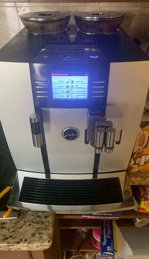 Jura Giga 5 Automatic Coffee Machine for Sale in Silver Spring, MD