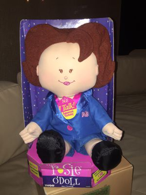 Talking Rosie O'Donnell doll for Sale in Chesapeake, VA