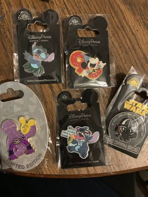 Disney trading pins for Sale in Kaysville, UT