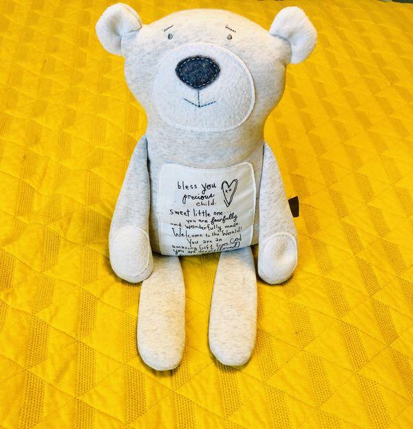 Demdaco sitting bear