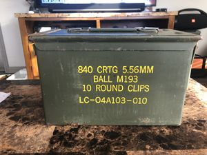 Ammo can for Sale in Lewisville, TX