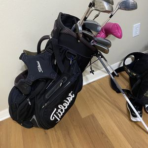 ladies golf clubs and bag for Sale in Orlando, FL