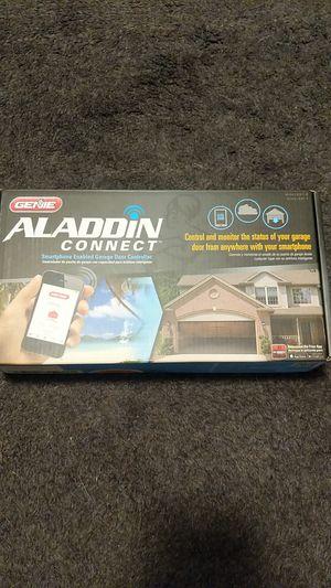 Genie Aladdin Connect Smart Garage Door Opener for Sale in Cerritos, CA