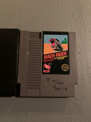Nintendo Mach rider for Sale in Easton, PA