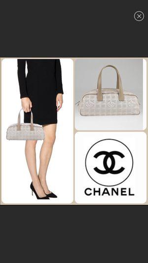 SALE Chanel Travel Line Jacquard Mini Boston Bag for Sale in North Port, FL