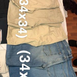 All Shirts And Men's Jeans for Sale in Pico Rivera, CA