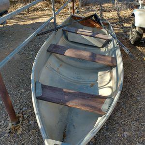 Aluminium Fishing Boat With MINN KOTA 55 for Sale in Gilbert, AZ