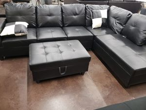 Terrific New And Used Black Sectional For Sale In Citrus Heights Ca Evergreenethics Interior Chair Design Evergreenethicsorg