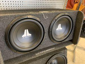 Jl audio for Sale in Austin, TX