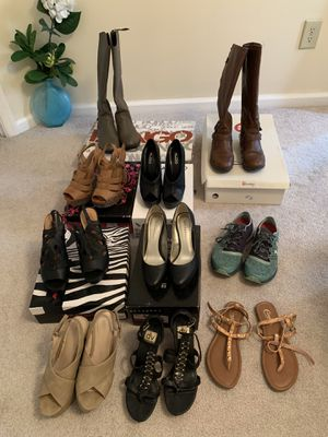 Women's Shoes For Sale! for Sale in Newport News, VA