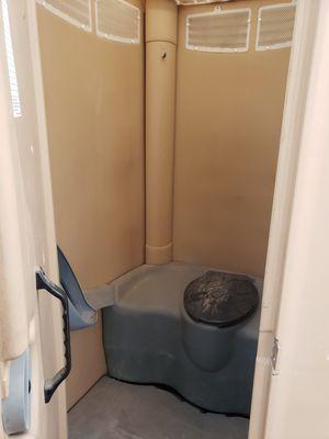 Portable restroom (porta potty) for Sale in Brawley, CA