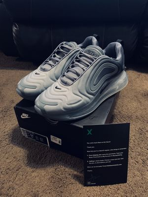"Nike Air Max 720 ""Carbon Grey"", size 9.5 for Sale in Hayward, CA"