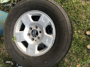 F150 wheels tires rims for Sale in Houston, TX