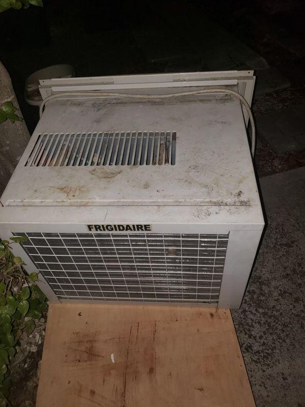 Window ac unit heavy duty air conditioner