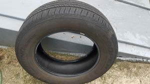 Cooper tire 225 65 17 used. for Sale in Jackson, NJ
