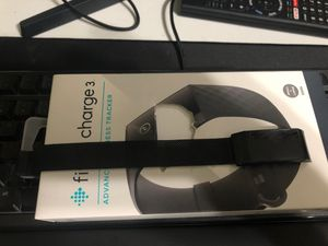 Fitbit Charge 3 for Sale in Madera, CA