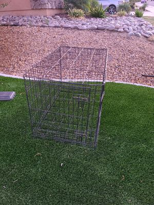 Dog cage for Sale in Menifee, CA