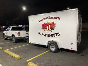 7x12 enclosed trailer for Sale in Queens, NY