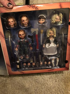 Chucky gets lucky action figure collectible for Sale in Las Vegas, NV