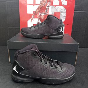 "JORDAN SUPER.FLY 4 ""BLACK"" for Sale in Brownsville, TX"
