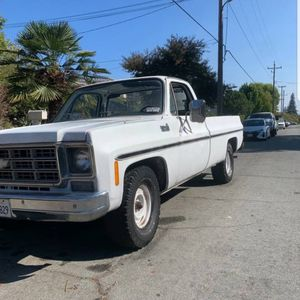 1978 Chevy C10 Low Miles Runs Great Trade Or 2500 for Sale in Scotts Valley, CA