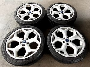 """🔥🔥 18"""" Ford Focus ST wheels 🔥🔥 for Sale in Ellicott City, MD"""