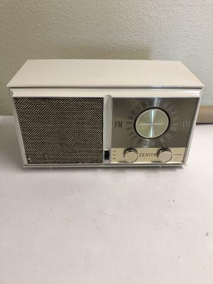 Vintage Zenith Tube Type Radio for Sale in Sun City, AZ
