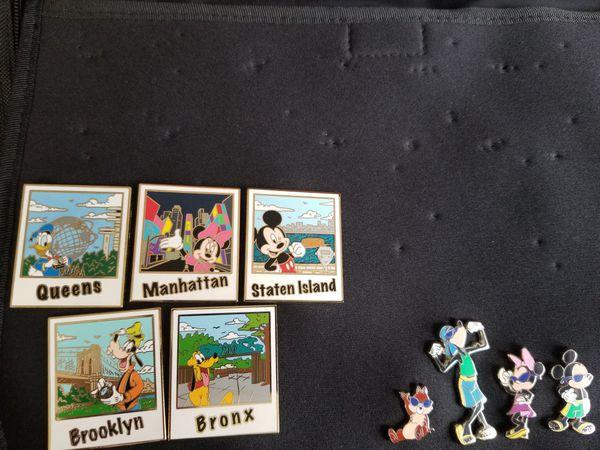 New York Disney Trading Pins