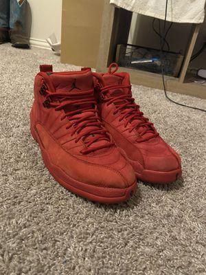 Jordan 12 Gym Red for Sale in Richardson, TX