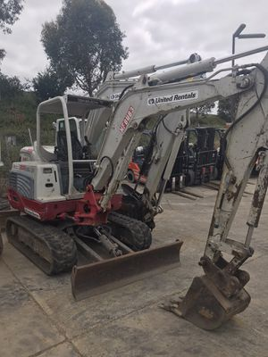TB 235 mini excavator - summer sale! for Sale in San Diego, CA