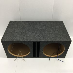 "Dual 12"" ported subwoofer box, 12 gauge wiring for Sale in San Diego, CA"