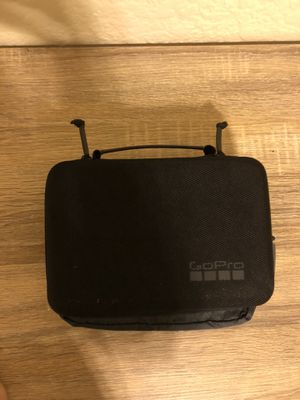 GoPro case and pouch for Sale in San Diego, CA