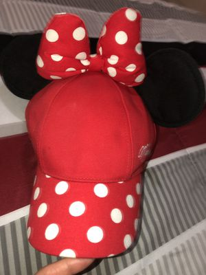 Minnie Mouse hat for Sale in Atascadero, CA