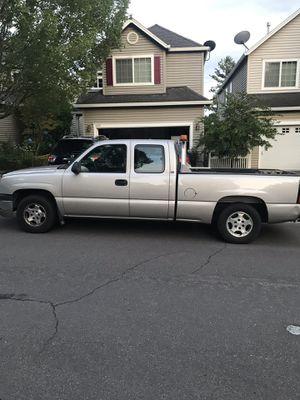 2004 Chevy Silverado 1500 for Sale in Portland, OR