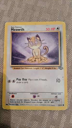 Rare 1999 Pokemon cards + more for Sale in Highland, CA
