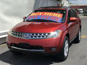 2007 Nissan Murano for Sale in Paterson, NJ