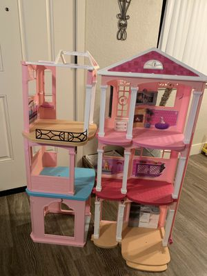 Barbie doll house for Sale in Sacramento, CA