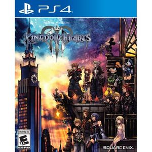 Kingdom hearts 3 ps4 for Sale in Parma, OH