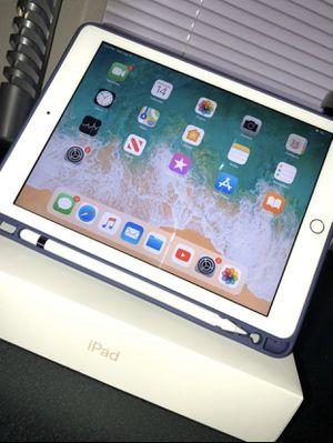 Ipad 6th Gen + Apple Pencil for Sale in Austin, TX