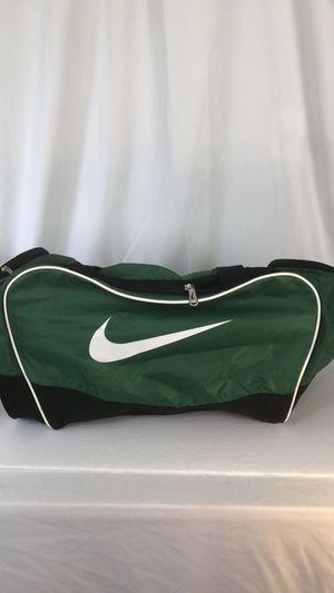 Nike Green Duffle Bag Gym Travel Lg for Sale in Gresham, OR