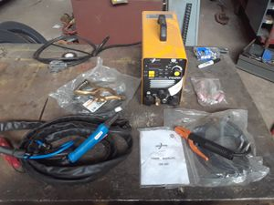 Tig & Arc welder 240 volts NEW never used.. for Sale in Trenton, NJ
