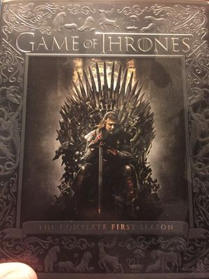 Game of Thrones Season 1 Blue Ray for Sale in Baltimore, MD