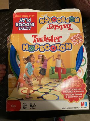 Twister HopScotch for Sale in NJ, US