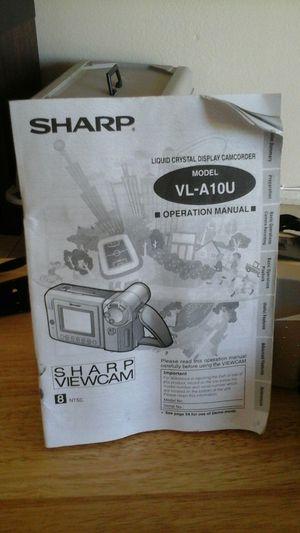Sharp camcorder for Sale in Wenatchee, WA