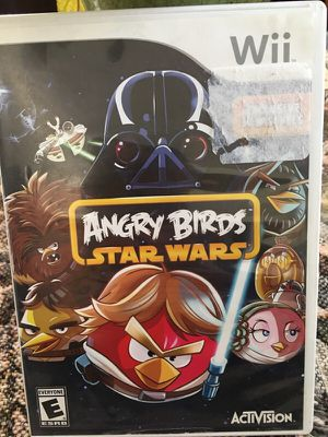 Nintendo Wii game Angry Birds for Sale in Aurora, CO