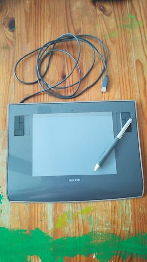 Wacom Intuos PTZ-630 for Sale in Torrance, CA